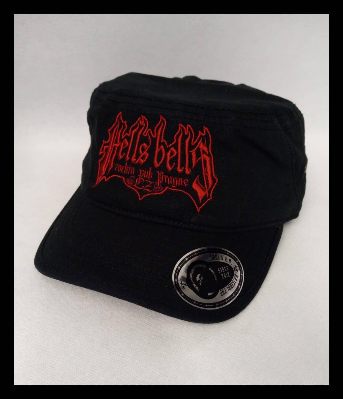 kšiltovka Hells Bells