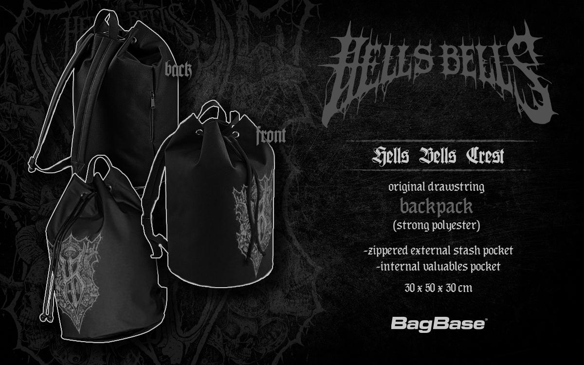 Hells Bells Backpack