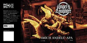 Hells Bells Beers - Angel's Laughter APA