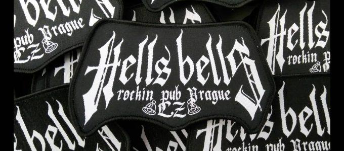 Nášivky Hells Bells